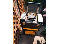 Stanley pull along tool trolley