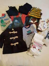 3 - 6 months boys bundle