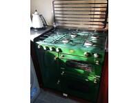 Lpg gas range cooker