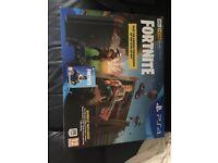 PS4 slim fortnite bundle with 500 V bucks BRAND NEW