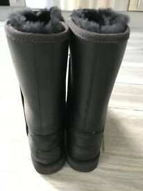 Genuine Leather Ugg Boots for Sale
