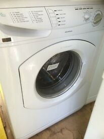Hotpoint 6 kg 1100 spin speed washing machine £100