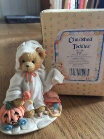 Cherished teddy ornament