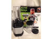 Nutri Ninja 900watt Smoothie Maker