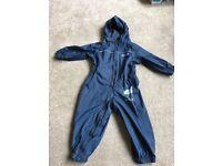 Regatta rain suit 12-18months