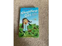 Enid Blyton's The Naughtiest Girl Keeps a Secret Book