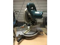 Makita compound mitre saw 240 volt