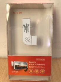 iRiver Smart-L USB & OTG memory, 32GB for Android