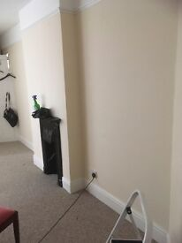 Cathedral view, unfurnished double room in semi detached house