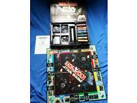 Collectors starwars edition of monopoly game