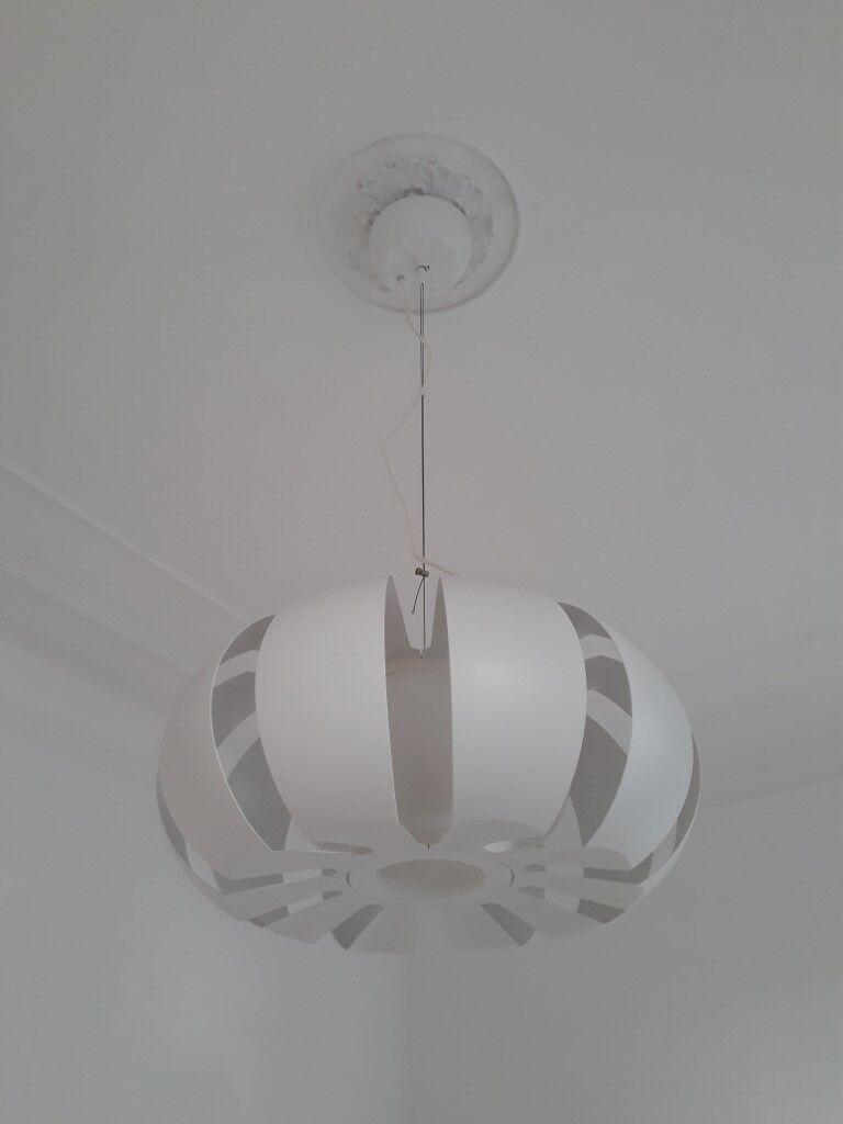 Ikea Stockholm Ceiling Lamp White Unique For Uk Market