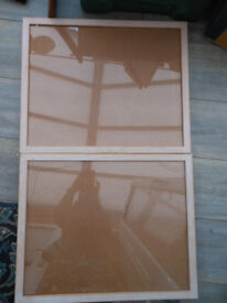 Picture Frames x 2 - Wedding Planners/ Seating?
