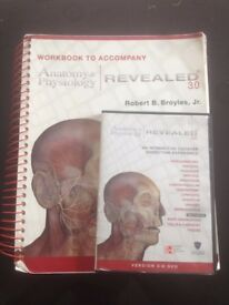 Anatomy & Physiology Revealed Version 3.0 with accompanying Workbook