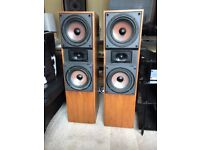 Mission 765 speakers for Spares or Repair
