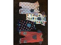 Gorgeous 3-6 month Lilly and Sid summer play suits