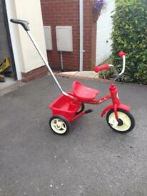 Italitrike Classic Line Red Tricycle (Trike)