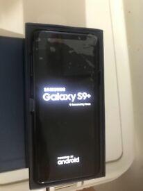 S9+ plus 128g unloked excellent condition
