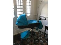 Stokke explory turquoise for sale