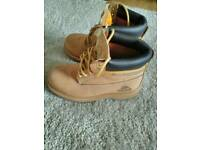 Groundwork Steel toe Cap Boots Size 7