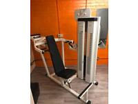 Commercial shoulder press machine