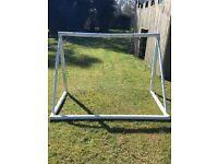 Children's goal posts football