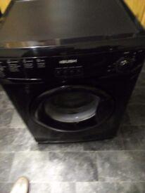 Washing machine tumble dryer