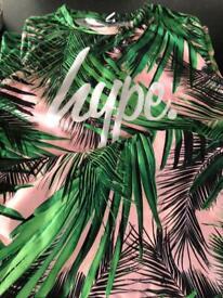 Hype brand short/t shirt set