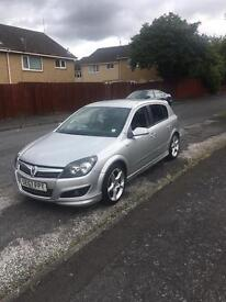 Vauxhall Astra Sri Xpack (very low mileage)