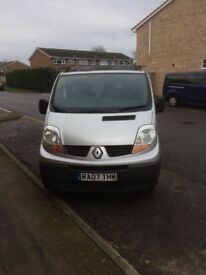 Renault traffic dci 115 no vat