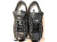Adidas Y3 trainers size 9