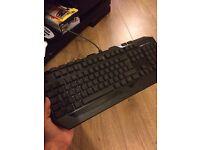 CMStorm Half mechanical keyboard