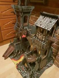 ELC Tower of Doom (plus figures)