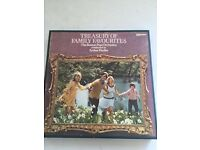 Vintage Vinyls Treasury Of Family Favourites
