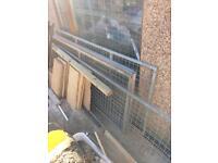 Kennel mesh panels