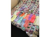 River island baby Girls clothes bundle