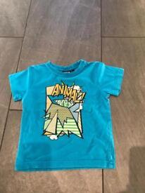 Children's Animal Tshirt age 2