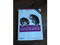 New sed & awk book