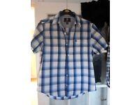 Men's original timberland shirt size m