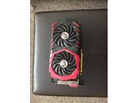 MSI RX480 8GB