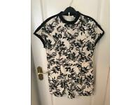 Women's Topshop size 16 playsuit