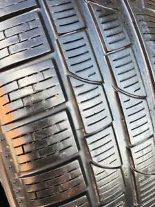 245/50/18 Pirelli sottozero2 runflat hiver 5-6/32
