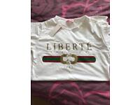 Liberte women's t-shirt size: medium