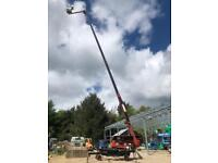 Cherry Picker Herkules T20 Swiftlift 20 Meter Access Platform