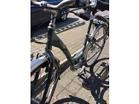 Trek navigator/ decathlon/ ladies bikes and 1 mountain bike