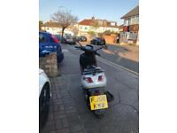 Peugeot Vivacity 50cc 58 MOT V5 Rides Great Quick Sale Offers