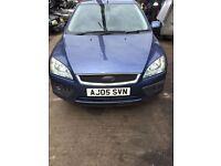 2005 Ford Focus Titanium TDCI 3dr Hatchback 2L Blue BREAKING FOR SPARES