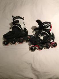Junior roller blades