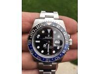 Rolex gmt master 2 blnr