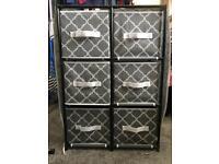 New storage draws