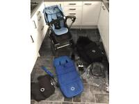 Bugaboo Cameleon 3 Pram/pushchair with lots of extras!!! Fab!!!!!